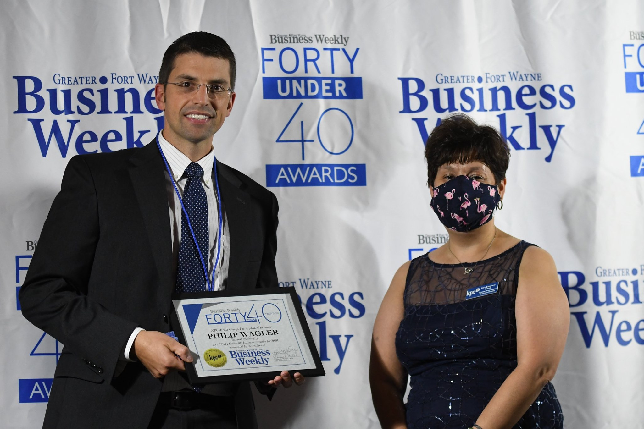 2020 Forty Under 40 Honoree
